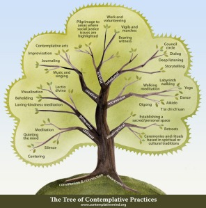 Tree of Contemplative Practices